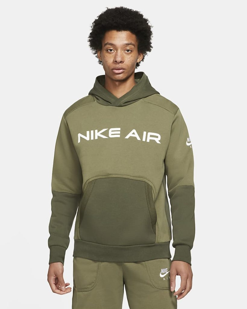 Style Your Air heren