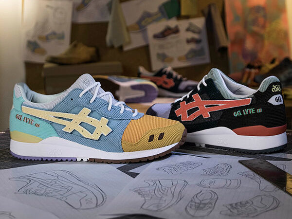 ASICS Gel-Lyte III Sean Wotherspoon x atmos | 1203A019-000