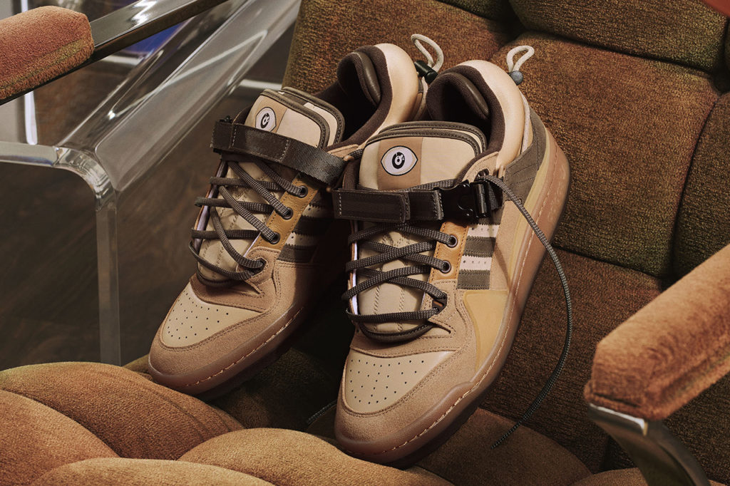 Bad Bunny adidas Forum Buckle Low 'The First Café'