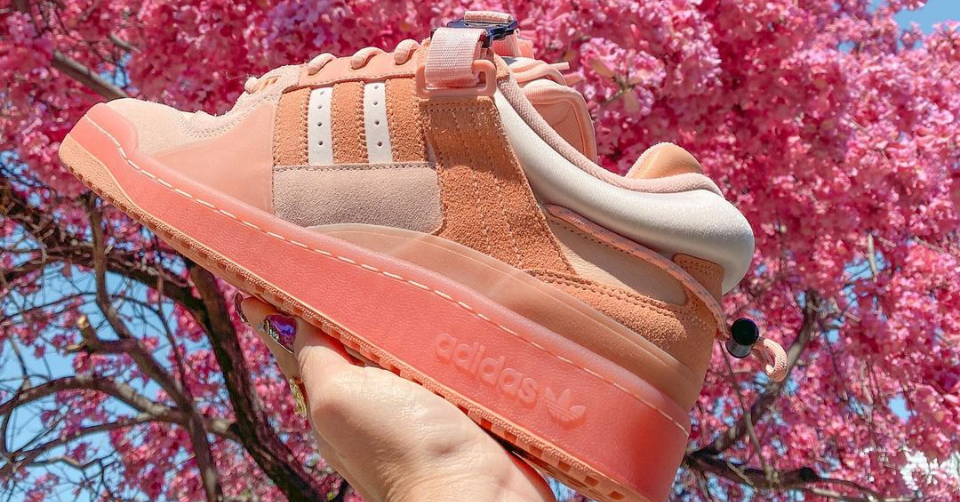 Bad Bunny x adidas Forum Buckle Low Pink
