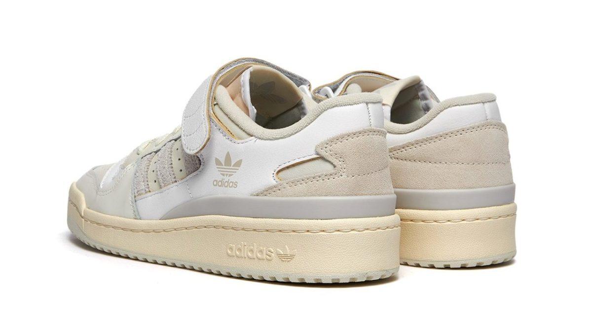adidas Forum 84 Low 'Orbit Grey'   FY4577