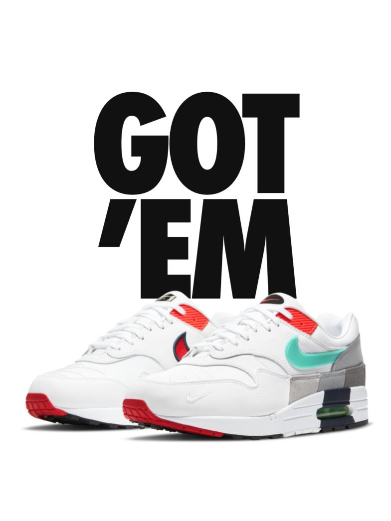 Nike Got em