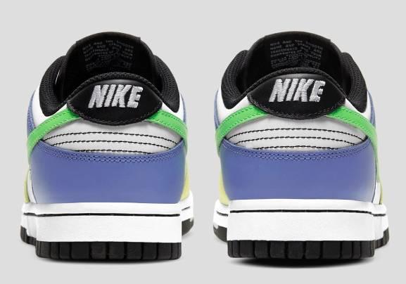 Nike WMNS Dunk Low Multi