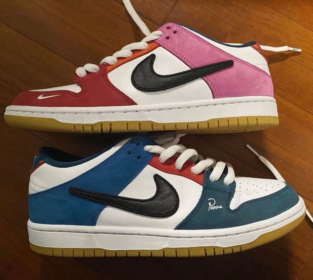Parra x Nike SB