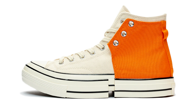 Eng Chen Wang x Converse 2-IN-1 Persimmon Orange