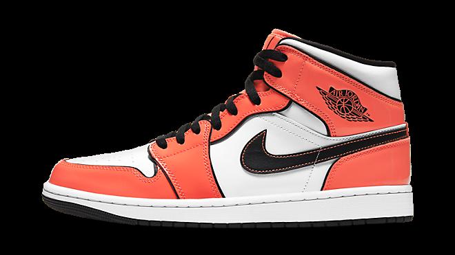 Air Jordan 1 Mid SE Turf Orange