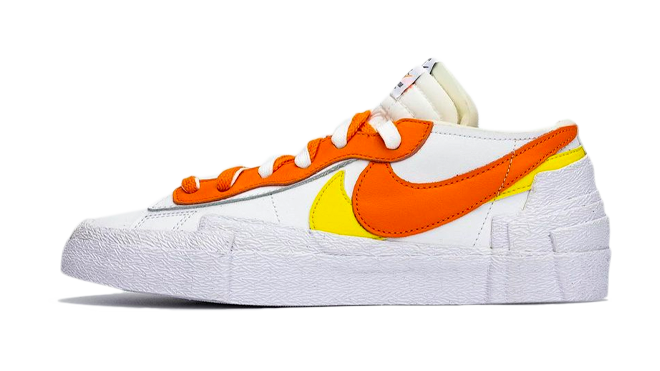Sacai x Nike Blazer Low Classic Green koningsdag