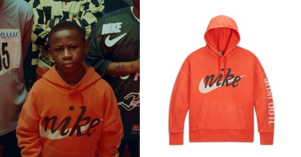 Nike x Cactus Plant Flea Market shoebox hoodie