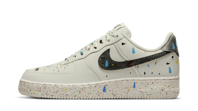 nike air force 1 paint