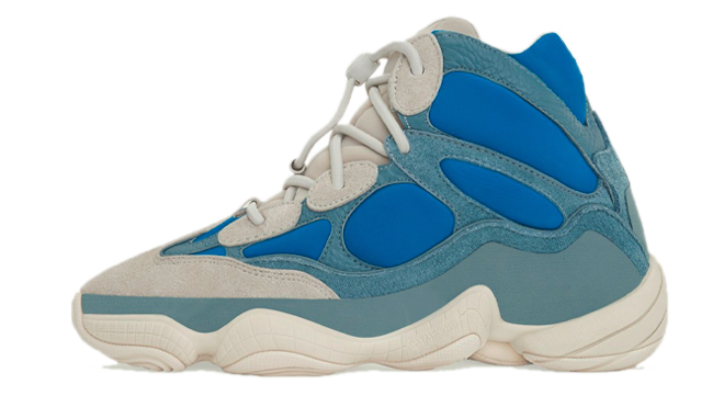 Yeezy 500 high 'Frosted Blue' | GZ5544