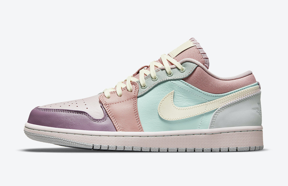 Air-Jordan-1-Low-Multi-Pastel-DJ5196-615-Release-Date