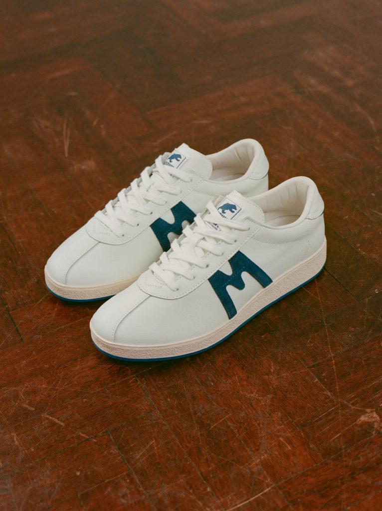 karhu white shoes