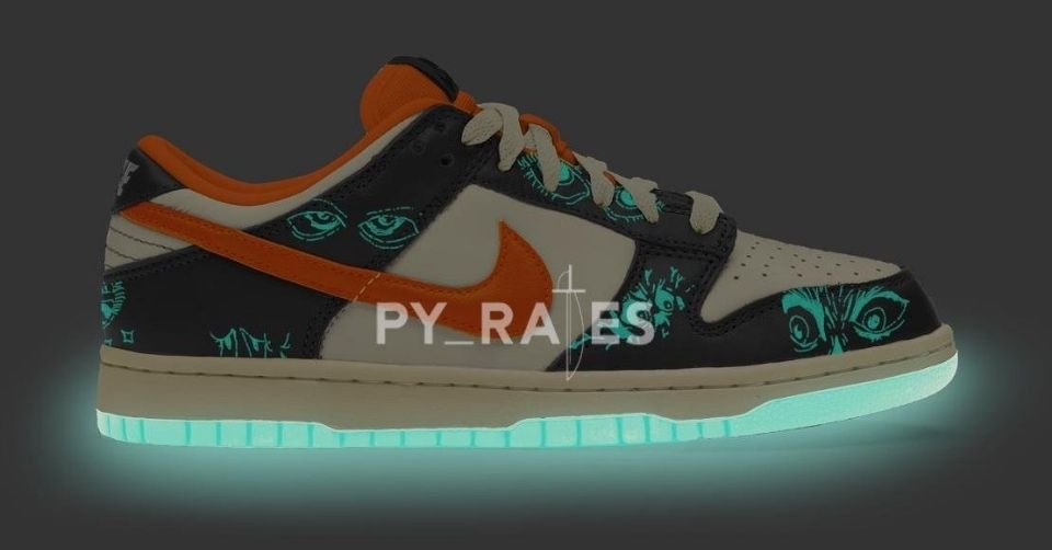 Nike Dunk Low Halloween 2021 sneakerjagers