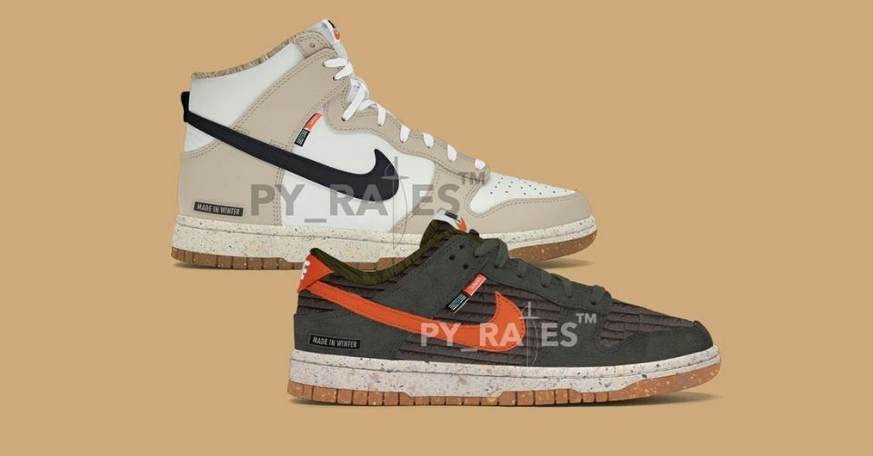 Nike Dunk Next Nature collectie