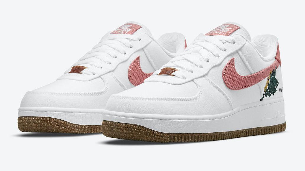 Nike Air Force 1 07 SE Low 'Catechu'   CZ0269-101
