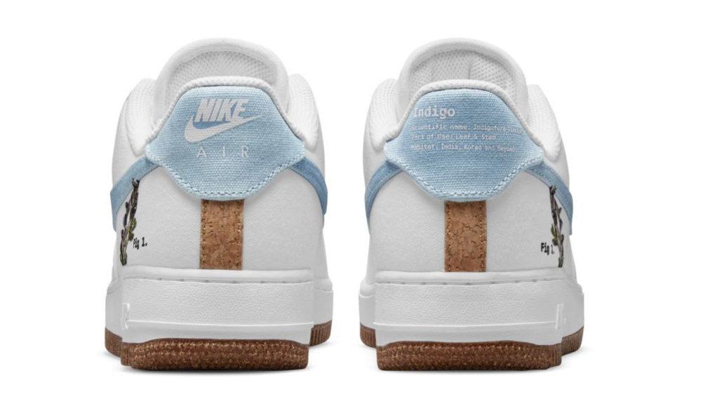 Nike Air Force 1 07 'Indigo'   CZ0269-100