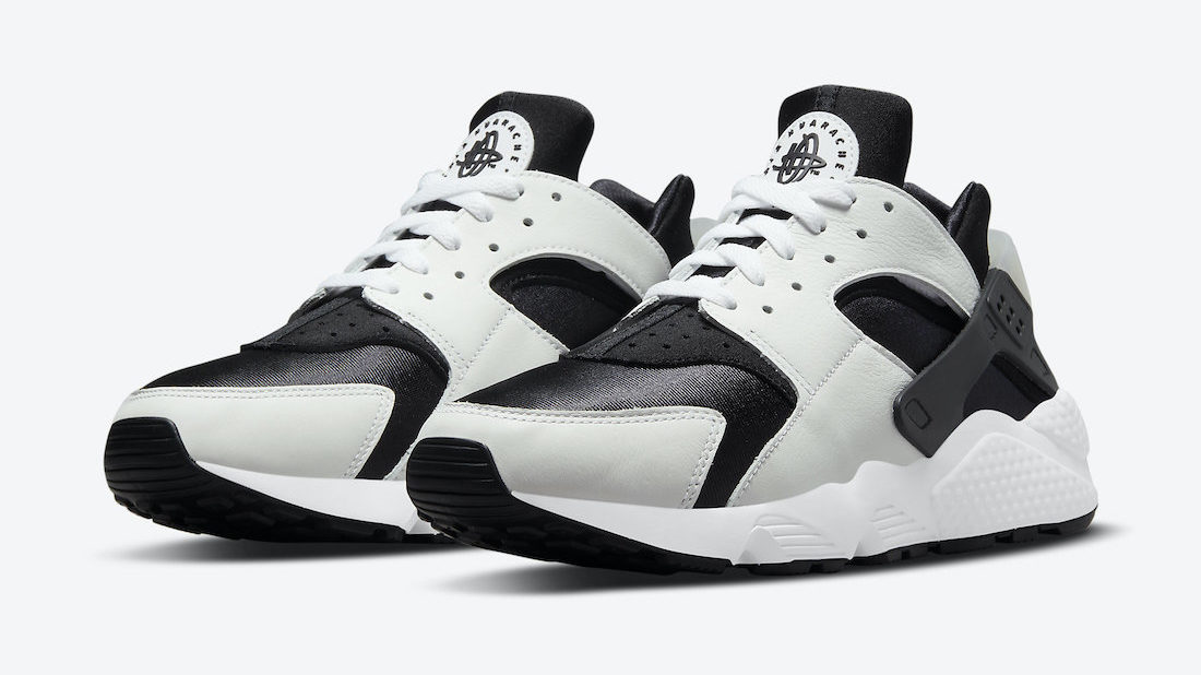 Nike Air Huarache OG 'Black/White' 2021 | DD1068-001
