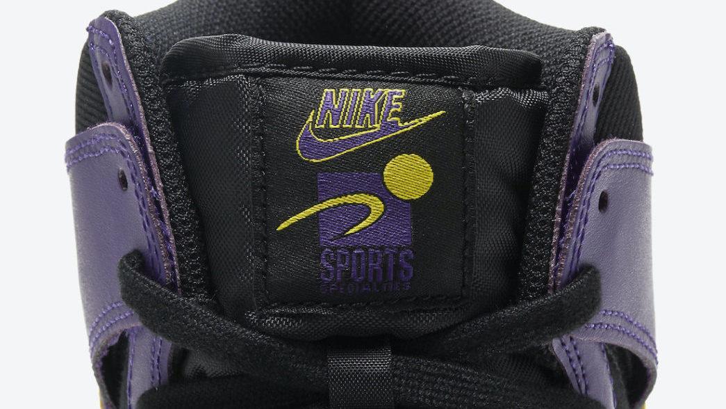 Nike Dunk EMB Lakers DH0642-001