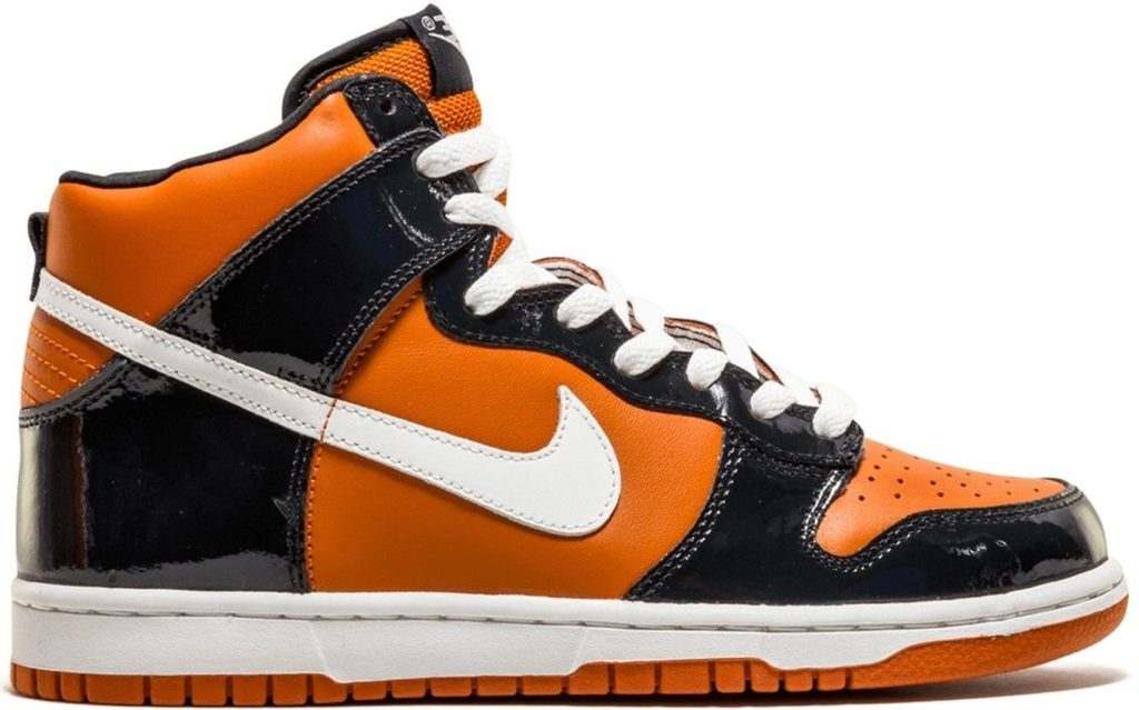 Nike Dunk High 'Mesa Orange'