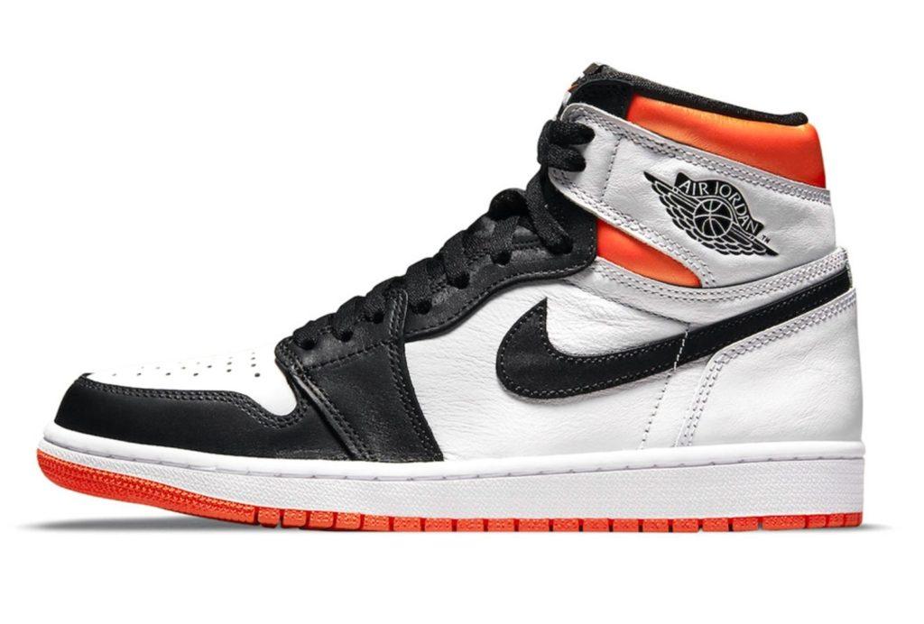 Air Jordan 1 Electro Orange
