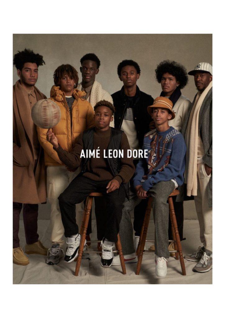 Aimé Leon Dore Design
