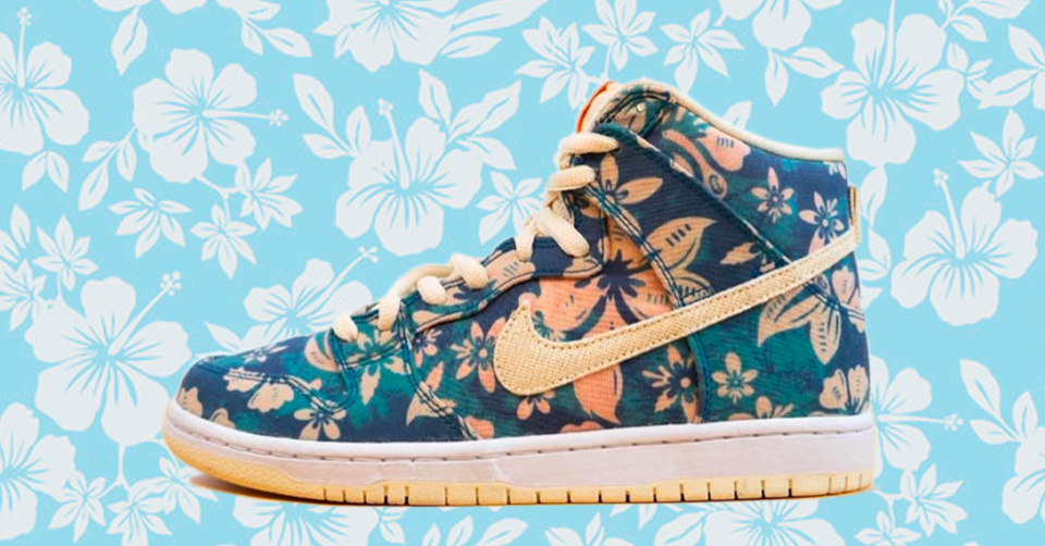 Nike SB Dunk High Maui Wowie