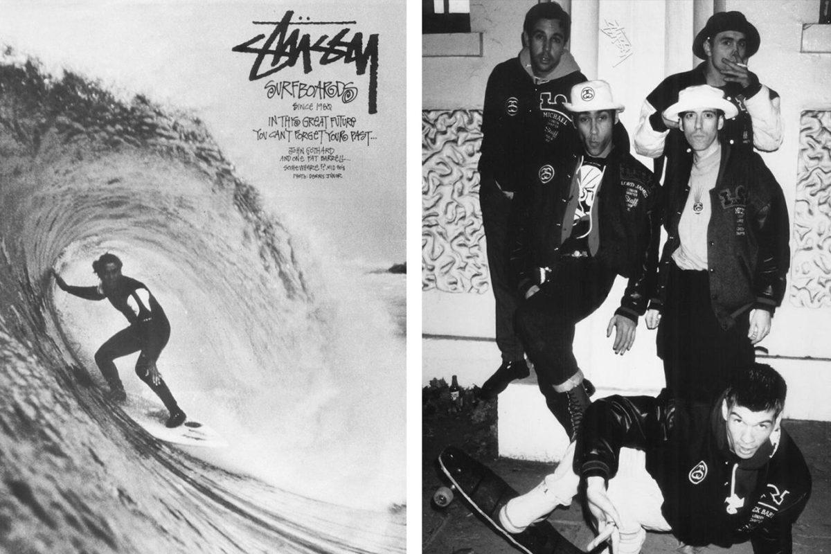 international stussy tribe - stussy -stussy surf