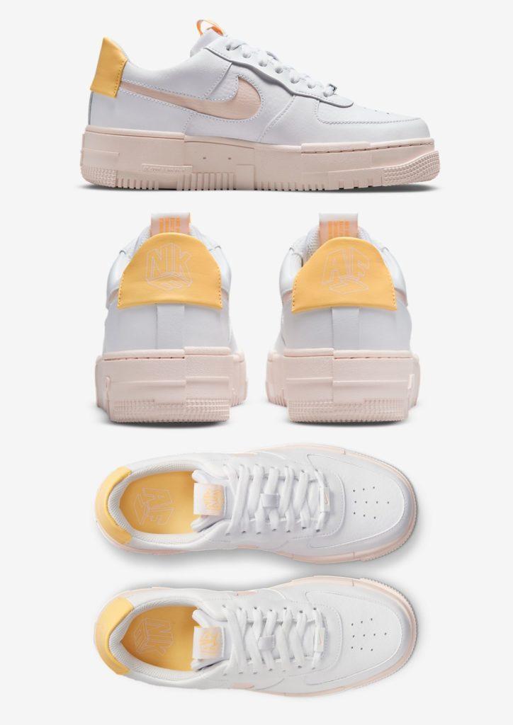 Nike Air Force 1 Pixel 'Orange Pearl' DM3054-100