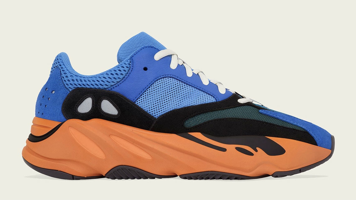 adidas Yeezy Boost 700 bright blue