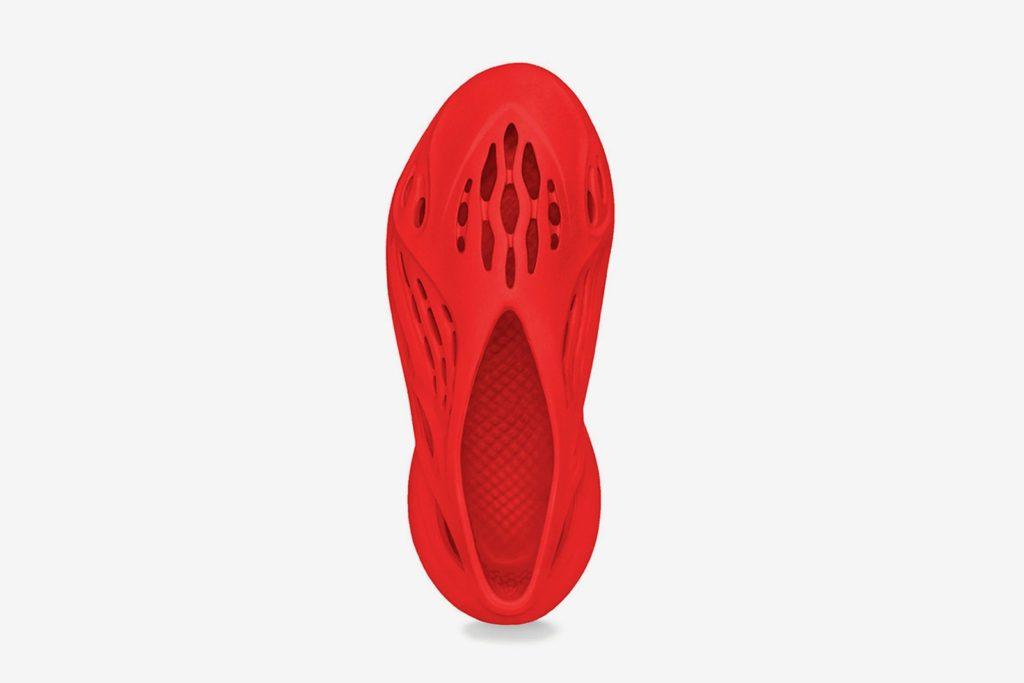 adidas Yeezy Foam Runner Vermilion