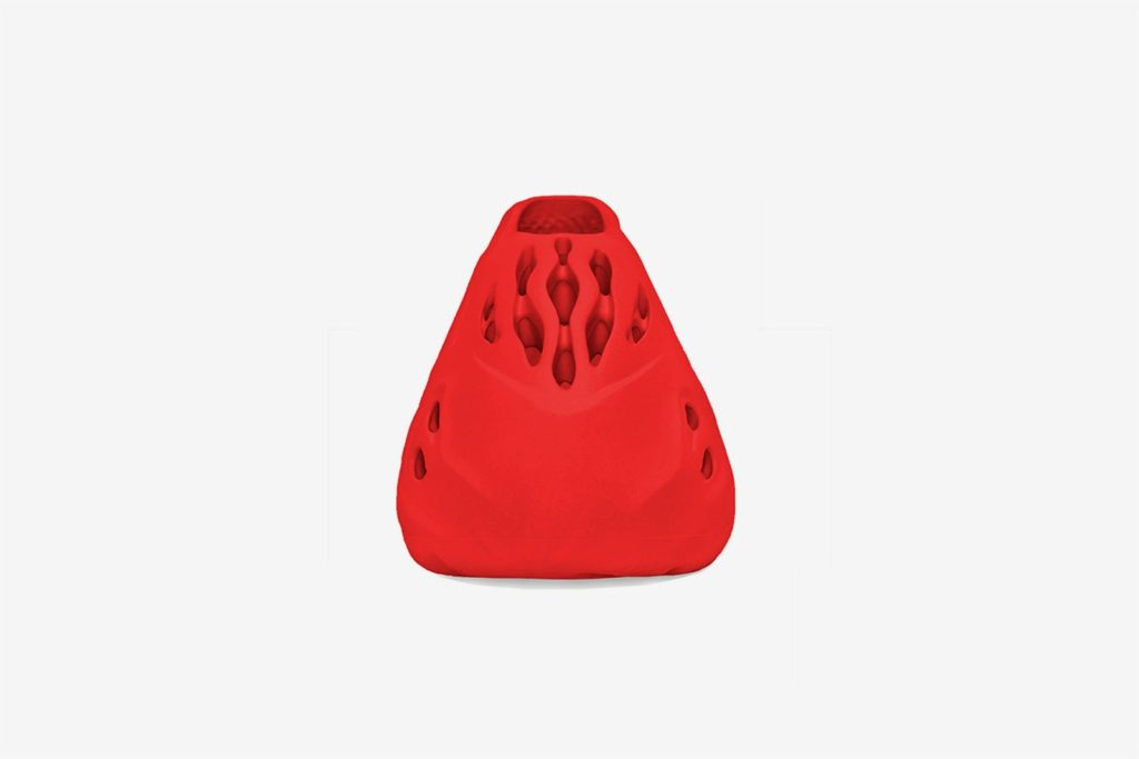 red Yeezy Foam Runner