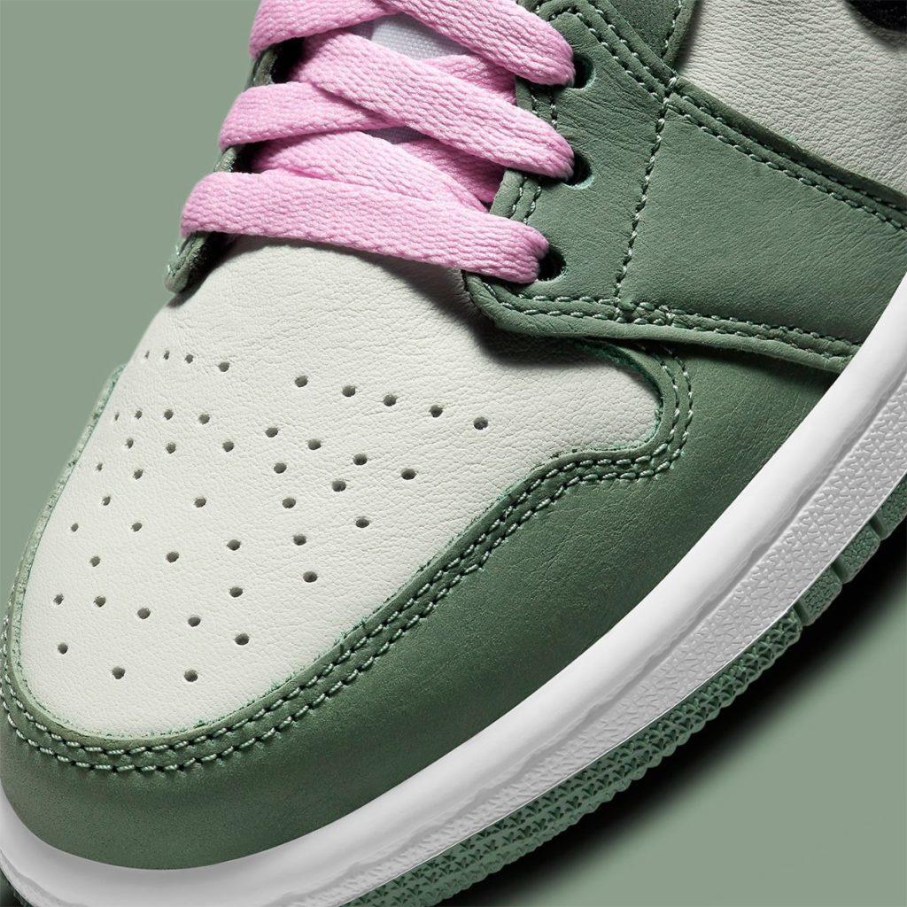 Air Jordan 1 Mid 'Dutch Green'