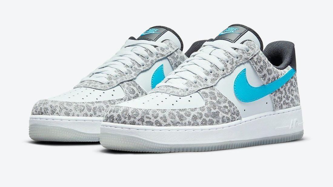 Nike AF1 Leopard | DJ6192-001
