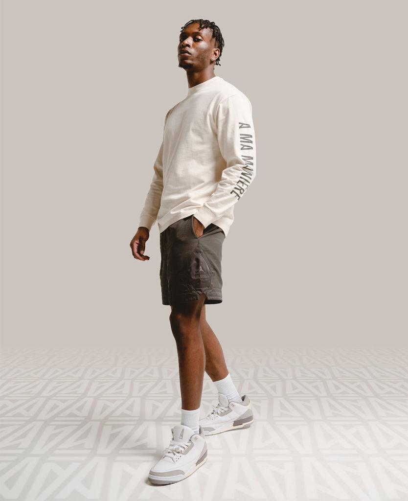 A Ma Maniére x Jordan 3