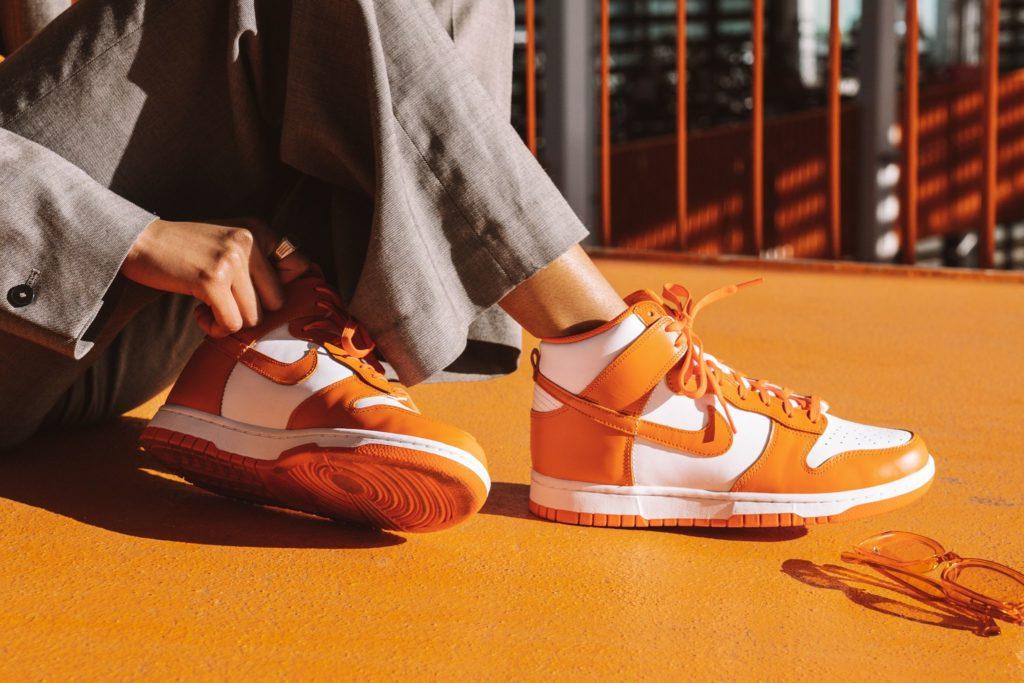 Nike Dunk Syracuse High DD1399-101   DD1869-100 koningsdag