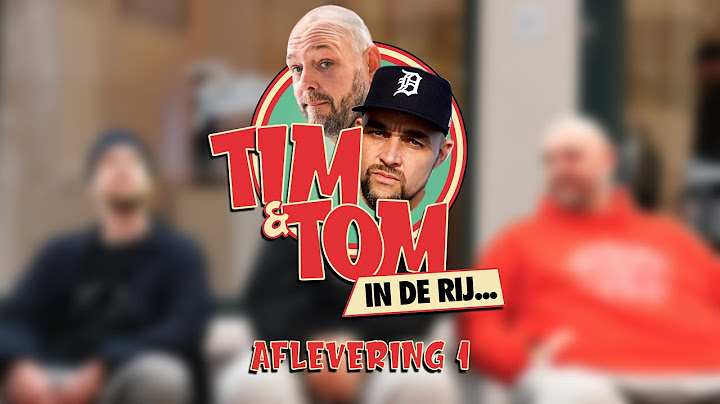 Tim & Tom show ep 1