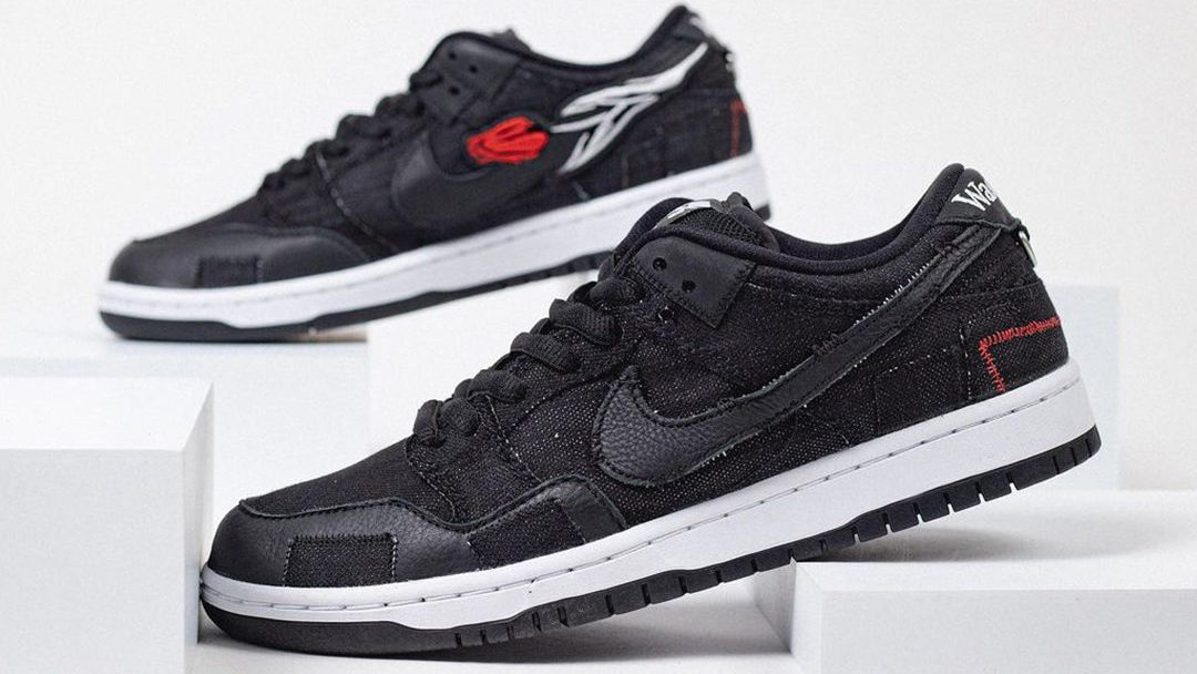 Dunk Low Wasted Youth DD8386-001