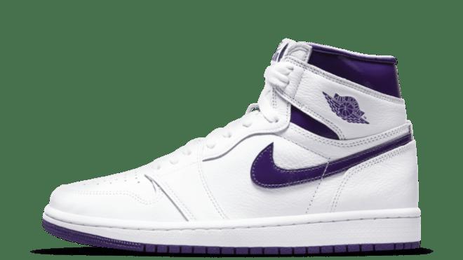 Jordan Court Purple