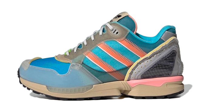adidas ZX6000 Inside Out Blue