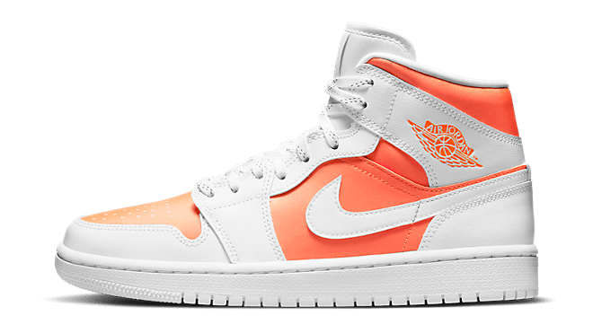 Air Jordan 1 Mid SE Bright Citrus hottest sneaker releases