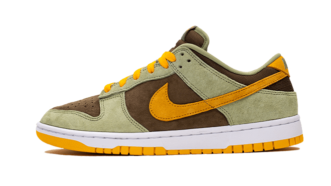 Nike Dunk Low Dusty Olive hottest sneaker releases