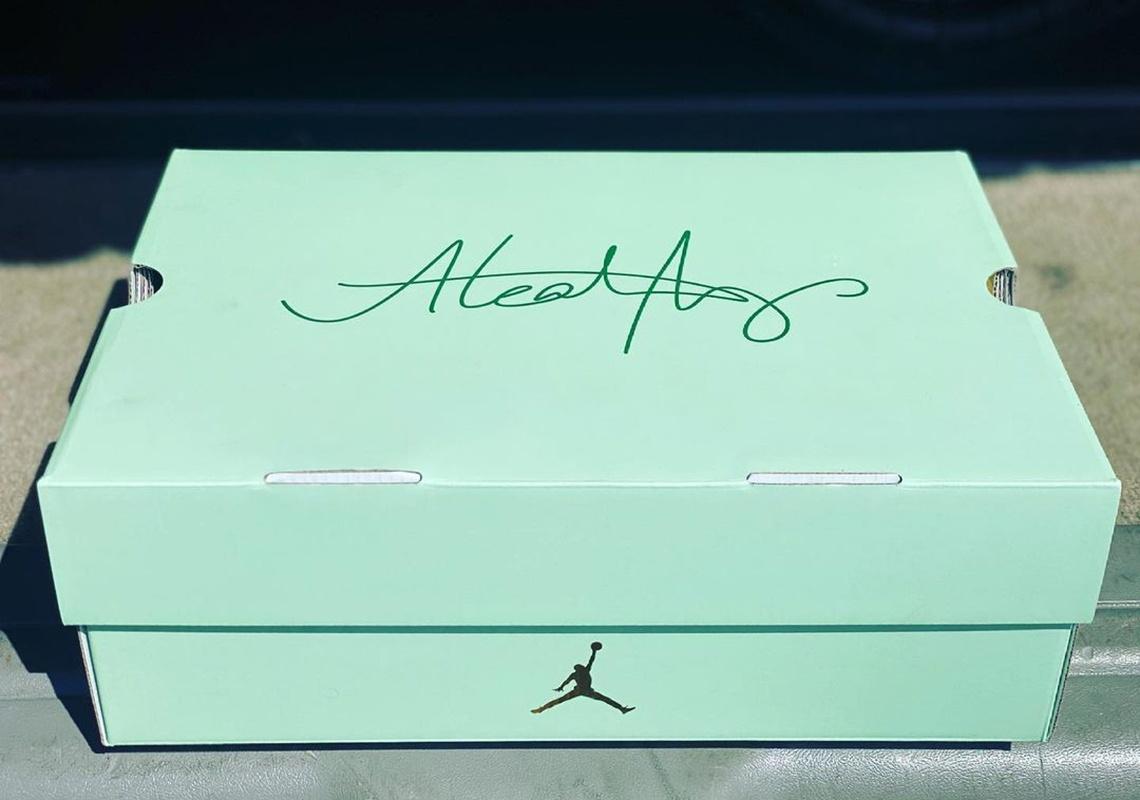 Air Jordan 14 x Aleali May