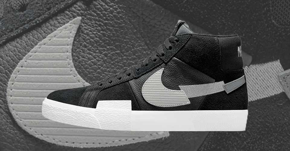 Nike SB Blazer mid Mosaic
