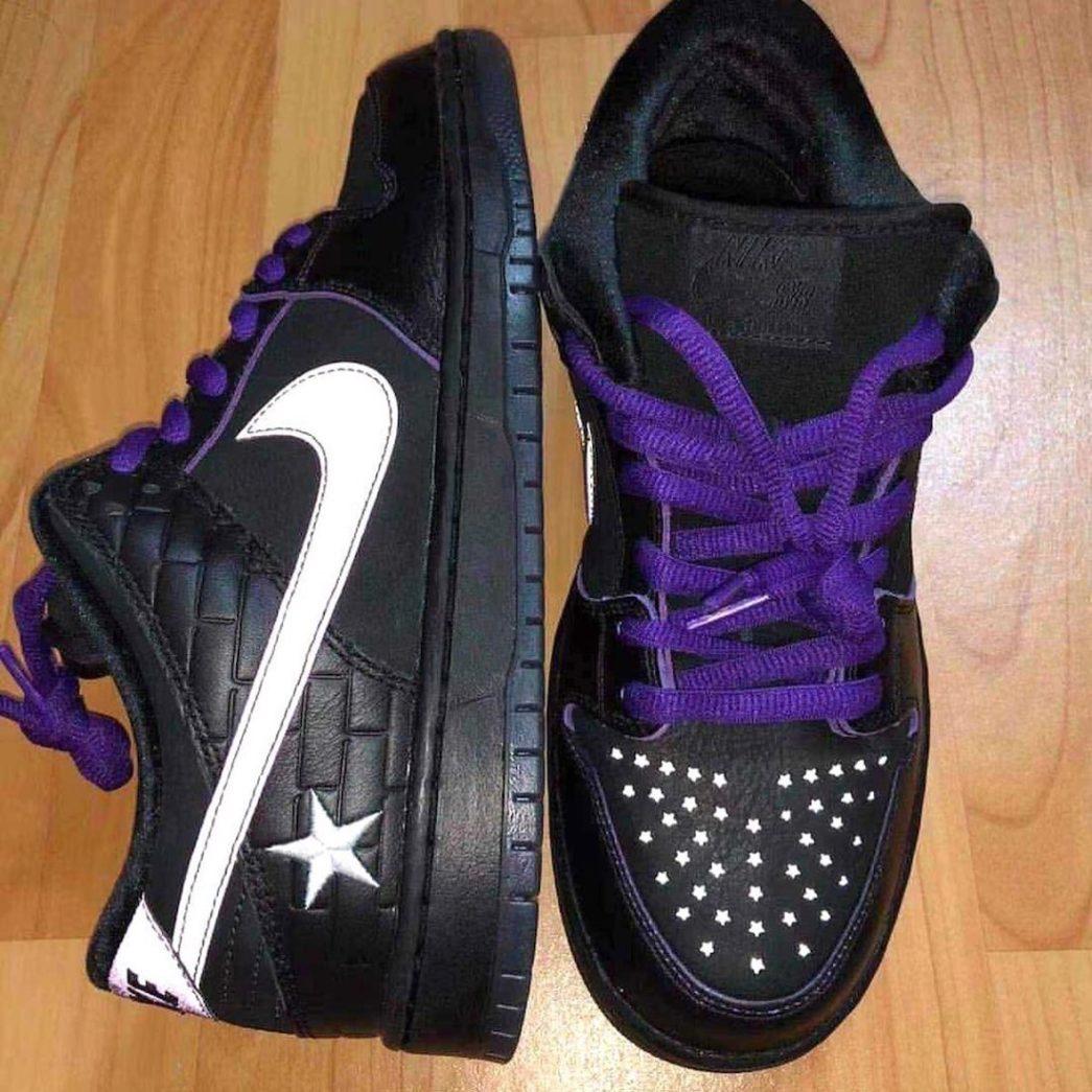 Familia x Nike SB Dunk Low Avenue