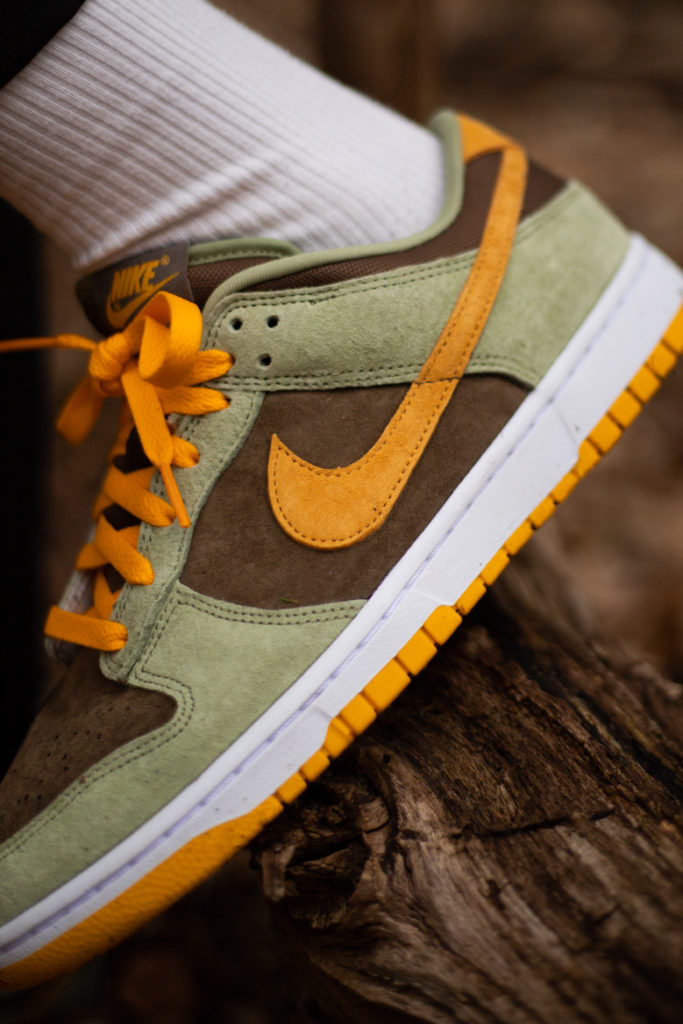 Dunk Low 'Dusty Olive'