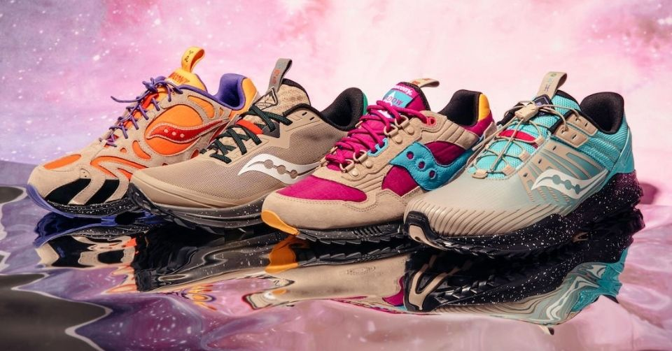 Saucony Astrotrail Pack