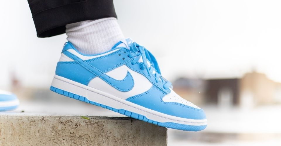 Nike Dunk Low University Blue 2021