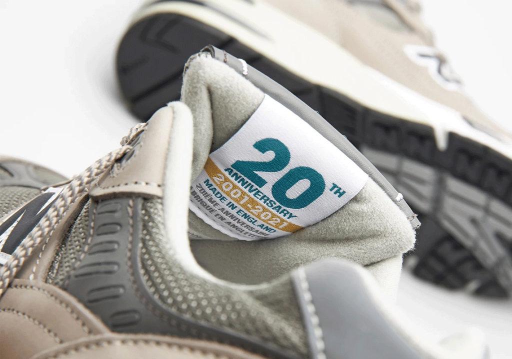 20th anniversary New Balance
