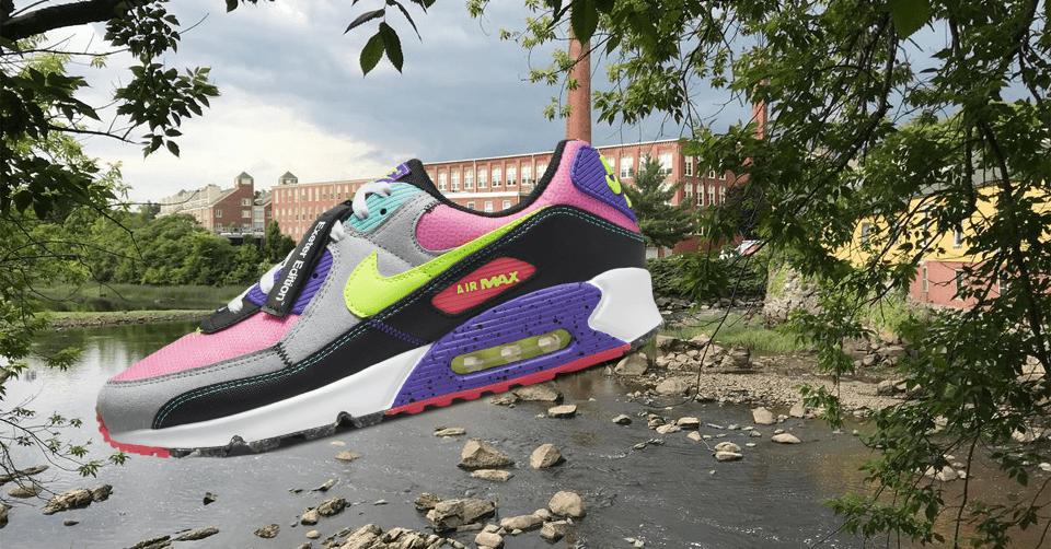 De Nike Air Max 90 'Exeter Edition' komt eraan
