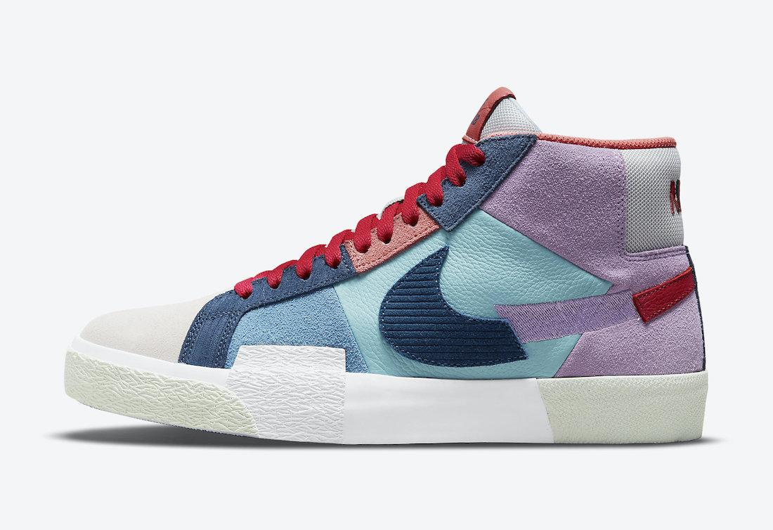 Nike-SB-Blazer-Mid-Mosaic-Pack-DA8854-500-Release-Date
